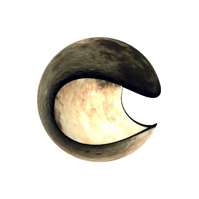 Planet im Drahtgitter-Modell — Tutorials — gimpusers.de