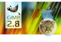 GIMP 2.8 für Mountain Lion
