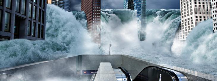 Das Ende der Welt: Die ??berflutung
