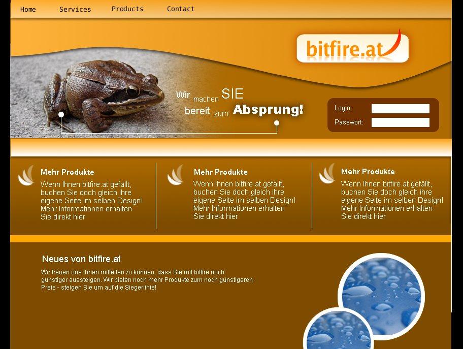 Website-Vorlage basteln — Tutorials — gimpusers.de
