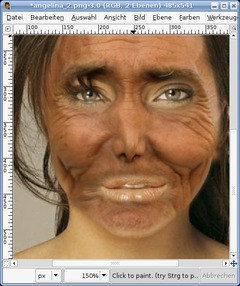 Aphrodite die Gesichtscreme jünger machend